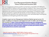 Research on Care Management Solutions Market Analysis & Global Forecasts to 2021
