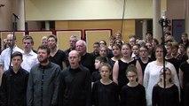 [Ecole en choeur] Académie Nancy-Metz, Collège Valcourt de Toul et chorale Choeur Accord