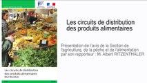 Les circuits de distribution des produits alimentaires - cese