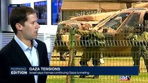 05/11: Israel says Hamas continuing Gaza tunneling