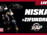 """Niska """"Zifukoro"""" en live dans Planète Rap !"""