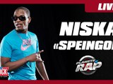 "Niska ""Speingof"" feat. La B & Trafiquinte en live dans Planète Rap !"