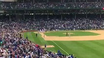 Javier Baez Walk-Off Home Run for the Chicago Cubs, May 8, 2016