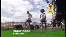 "Snoop Dogg ""Beautiful"" Live @ BBC THREE ""T In The Park"" Festival, Balado Park, Kinross, Scotland, 07-10-2005 Pt.5"