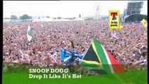 "Snoop Dogg ""Drop It Like It's Hot"" Live @ BBC THREE ""T In The Park"" Festival, Balado Park, Kinross, Scotland, 07-10-2005 Pt.6"