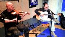 Les Bons Voisins - Un jour tu verras (Mouloudji) - Live sur France Bleu Cotentin
