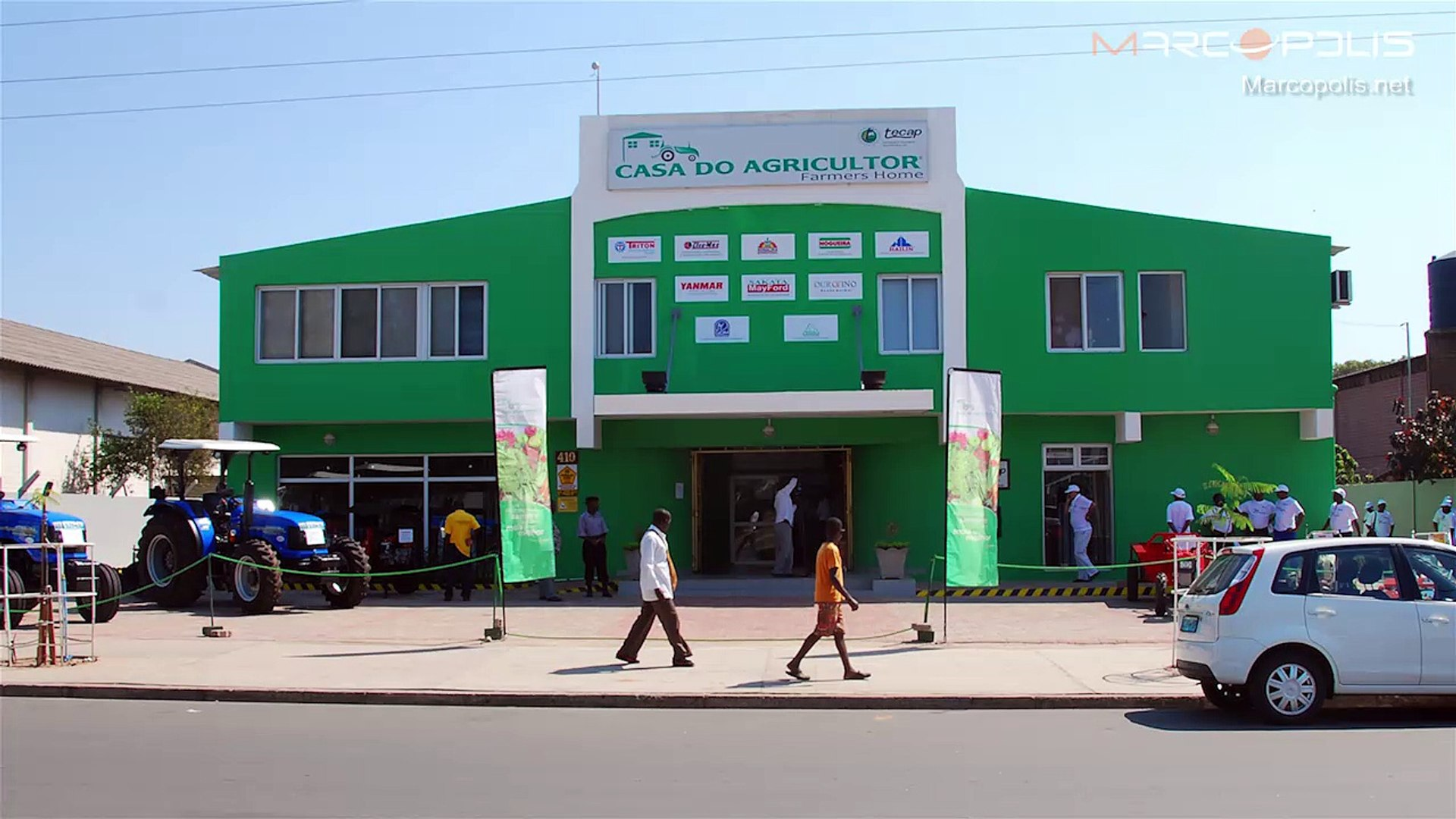 Casa do Agricultor: A Franchise Store Offering Technical Assistance and Agricultural Products