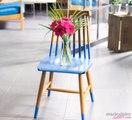 Comment donner un look scandinave à une chaise en bois ?
