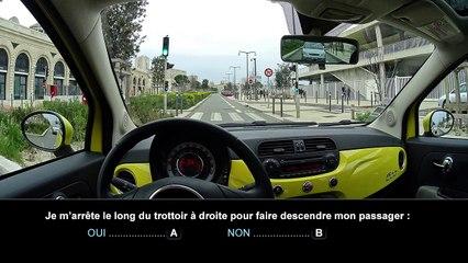 Nouvelle épreuve du code de la route - Connaissance de la règle et prise en compte des usagers vulnérables