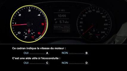Nouvelle épreuve du code de la route - Connaître les principaux équipements du véhicule