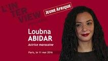 """Loubna Abidar : """"J'ai beaucoup de bons défauts"""""""
