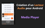 [Android] Tuto Player Audio - Media Player