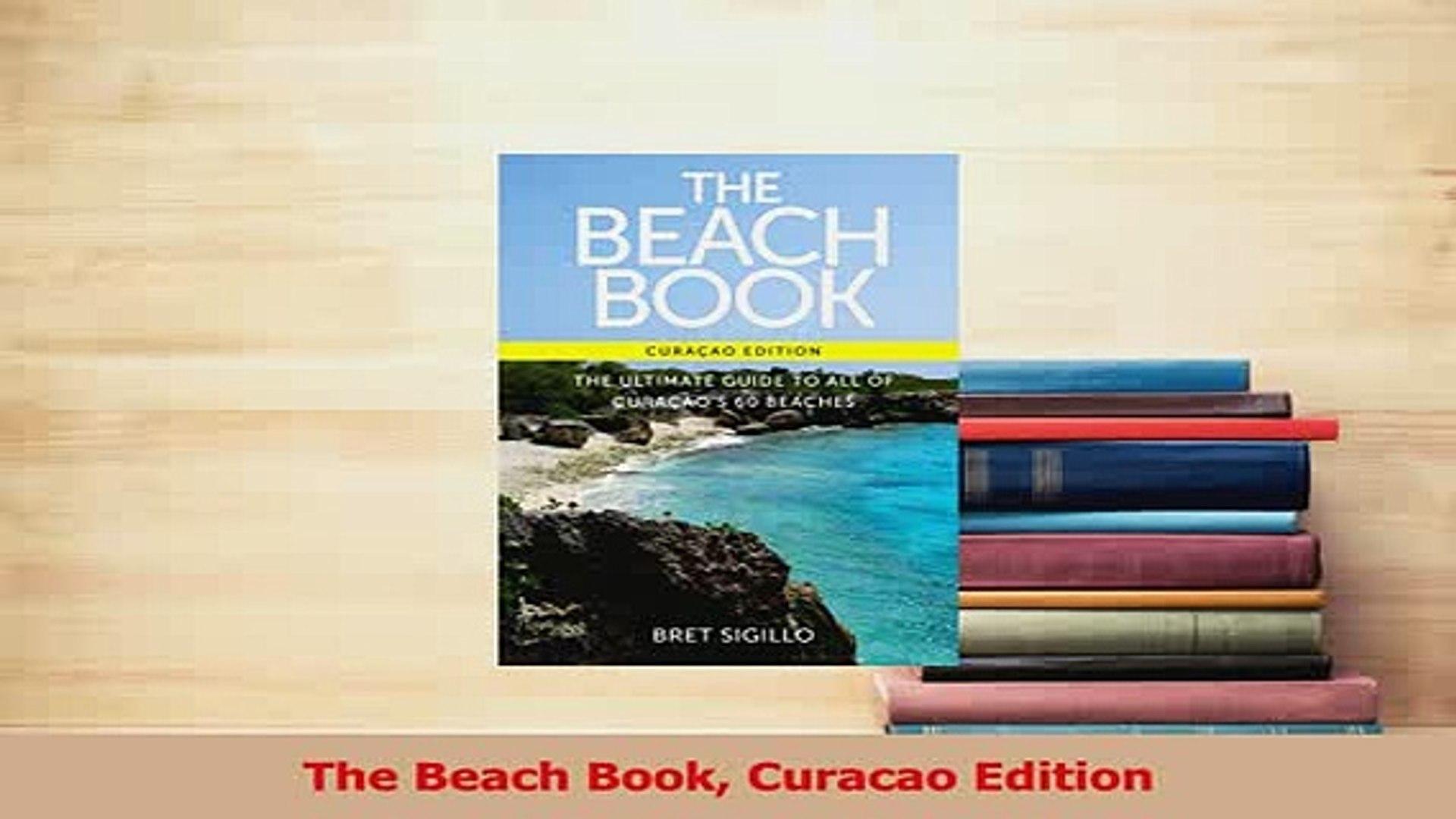 The Beach Book Curacao edition