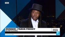 MUSIQUE - Faada Freddy : Du Rap à la Soul
