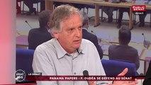 Panama Papers : Le coup de gueule de Thomas Coutrot d'Attac France contre le Sénat