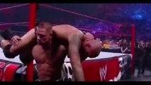 WWE Bragging Rights 2009 - John Cena vs Randy Orton - Full Match Part 2/2 (WWE Championship Iron Man Match)