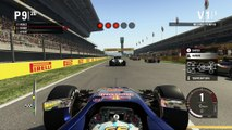 Grand Prix Spain 2016 F1 HD 1080p | Gran Premio Formula 1 España 2016 | F1 2015 PS4