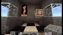Minecraft Pocket Edition -Fnaf 2 endoskeleton build showcase
