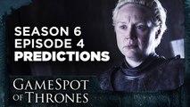 Episode 4: Book of the Stranger Teaser Breakdown - GameSpot of Thrones