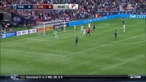 Blas Perez Goal -  Vancouver Whitecaps FC 1-0 Chicago Fire - MLS - 11-05-2016