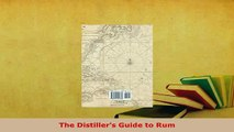 PDF  The Distillers Guide to Rum Read Online
