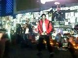 Michael Jackson Tribute- Navi performing Thriller
