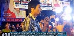 Manny Pacquiao WINS Phillipines Senate Seat Boxer Manny Pacquiao Projected Winner Philippine Senate