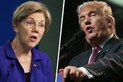 Elizabeth Warren Called Goofy by Donald Trump Elizabeth Warren Fires Back at Donald Trump Over Being Called 'Goofy' 2016