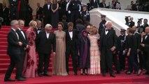 Cannes : la montée des marches