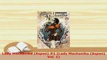 PDF  Lady Mechanika Aspen 1 Lady Mechanika Aspen Vol 1 Read Online