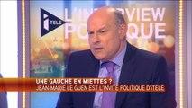 """Motion de censure à gauche - Jean-Marie Le Guen : """"C'est allé trop loin (...) Les choses doivent être clarifiées"""" - Le 12/05/2016 à 09h20"""
