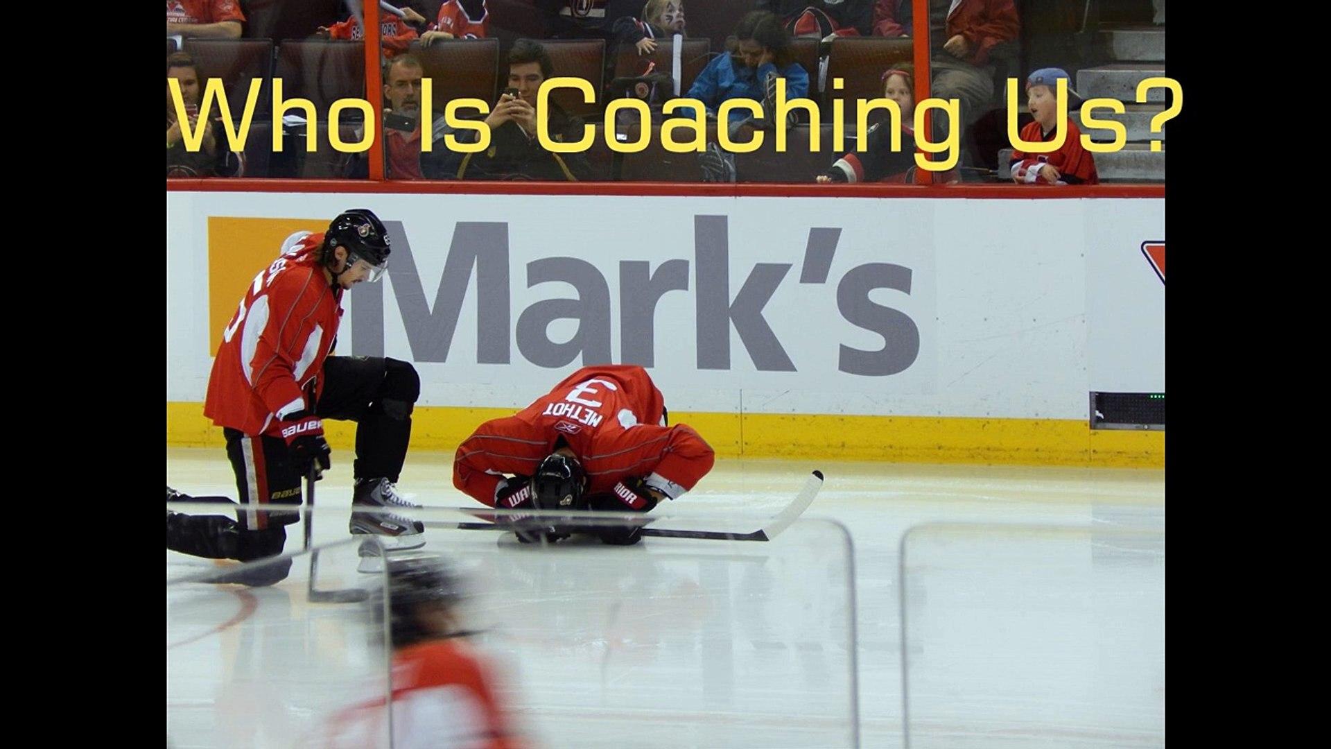 Ottawa Senators News, Boucher Hired As Head Coach