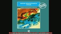 Free Full PDF Downlaod  Marine Biogeochemical Cycles Second Edition Full Ebook Online Free
