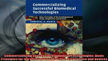 DOWNLOAD FREE Ebooks  Commercializing Successful Biomedical Technologies Basic Principles for the Development Full EBook