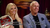 Ric Flair admits he has doubts about Charlotte's chances ates- May 11, 2016 Extreme Rul