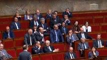 Najat Vallaud-Belkacem provoque le départ de députés de droite de l'Assemblée nationale