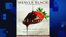 Free PDF Downlaod  Delicious A Wicked Lovers Novel  FREE BOOOK ONLINE