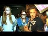 ANGRY Salman Khan CAUGHT With Girlfriend Lulia(Iulia) Vantur & Mother At Airport
