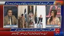 Gen. Raheel Did One Week Before Dismissing Gen Obaid From Army- Rauf Klasra