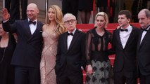Blake Lively debuts baby bump on Cannes red carpet