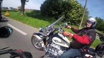 Balades et Concentres Moto de Belgique - Bethune 2016