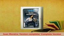 PDF  Juan Moreira Version completa Complete Version Download Online