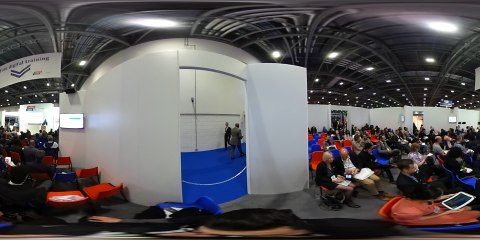Silicon Plain Live Stream VR 360 video