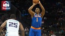 Les Knicks, Phil Jackson, Kristaps Porzingis : L'interview de Kevin Séraphin (Part. 1)