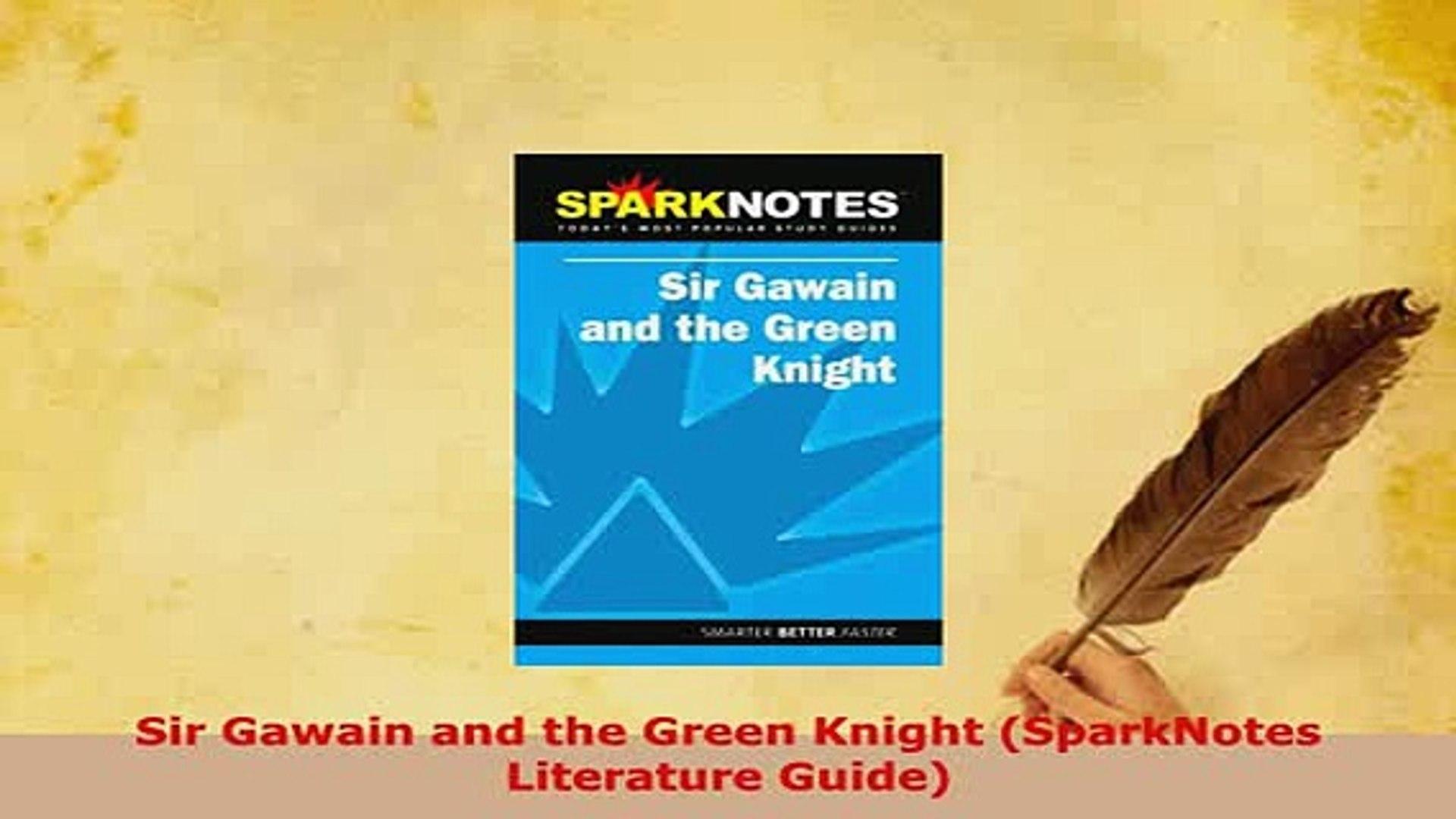 Sir Gawain and the Green Knight (MAXNotes Literature Guides)