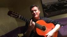 André Charbonneau a la guitare qui le démange