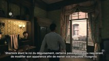 Sherlock Holmes : The Devil's Daughter - Bande-annonce de gameplay