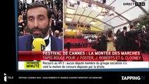 Festival Cannes 2016 : Julia Roberts et George Clooney montent les marches (vidéo)