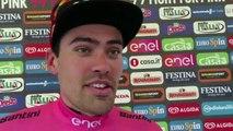 Giro 2016 - Tom Dumoulin toujours leader après la 6e étape et première arrivée au sommet sur ce Tour d'Italie