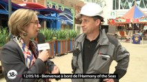 Le 18h de Télénantes à bord de l'Harmony of the Seas !